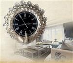 Đồng hồ treo tường phong cách Châu Âu sang trọng có một không hai BS6801-GOLD