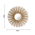 Gương trang trí thiết kế hiện đại ấn tượng cho không gian thêm sang trọng 70034_GO