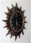 Đồng hồ treo tường thần mặt trời vô cùng sang trọng và ấn tượng BS6811-N