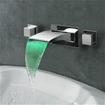 Vòi nước inox304 đèn LED vô cùng ấn tượng LED-MP034