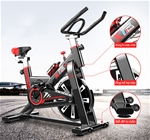 Máy đạp xe thể dục tại chỗ cho cuộc sống hiện đại thêm năng động bản cao cấp DK-868C