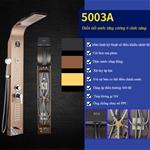 Vòi sen tắm hiển thị điều khiển kỹ thuật số vô cùng tiện nghi cho phòng tắm hiện đại 5003A