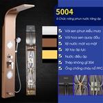 Vòi sen tắm điều khiển đa chức năng vô cùng tiện nghi cho phòng tắm hiện đại 5004