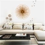 Decor trang trí 3D cách điêu tuyệt đẹp cho không gian thêm sống động đầy ấn tượng SM3396 size 65cm