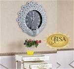 Đồng hồ treo tường phong cách Châu Âu sang trọng có một không hai BS6801-TR