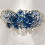 Hoa sen 3D trang trí tuyệt đẹp cho không gian đầy ấn tương FAN-2119