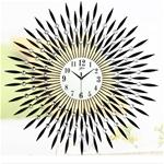 Đồng hồ treo tường phong cách hiện đại vô cùng sang trọng BS8170-80BL