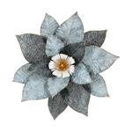 Decor hoa sắt nghệ thuật 3D phong cách Châu Âu ấn tượng 1051
