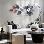 Decor hoa sắt nghệ thuật 3D phong cách Châu Âu ấn tượng 2226