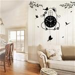 Đồng hồ chim én cho không gian nhà bạn đẹp hơn BS9082B