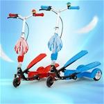 Xe Scooter với đèn Flash âm nhạc sống động cho bé yêu thêm năng động SYC8583