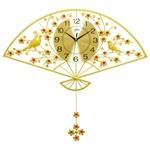 Đồng hồ trang trí hình quạt vô cùng ấn tượng BS1965-75