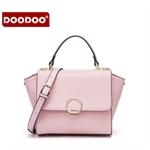 Túi xách nữ hàng DOODOO phong cách Hàn Quốc mẫu mới nhất năm 2017 D6159