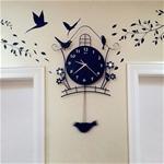 Đồng hồ chim én may mắn cho không gian thêm ấn tượng BS9082