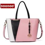 Túi xách nữ DooDoo phong cách hiện đại đầy cá tính D6151