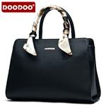 Túi xách nữ DOODOO kiểu dáng trang nhã và đầy sang trọng D5009-DE