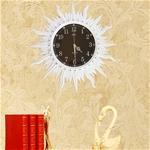 Đồng hồ treo tường thần mặt trời vô cùng sang trọng và ấn tượng BS6811-TR