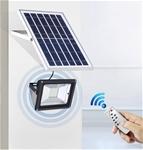 Đèn LED chiếu sáng ngoài trời chống thấm nước sử dụng pin mặt trời tiết kiệm điện HS88120