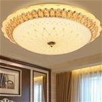 Đèn LED pha lê ốp trần sang trọng đầy ấn tượng LA865-D500