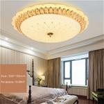 Đèn LED pha lê ốp trần sang trọng đầy ấn tượng LA865-D400