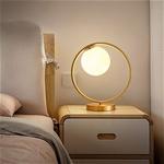 Đèn bàn hiện đại phong cách Bắc Âu ấn tượng 9140B ánh sáng trắng