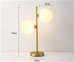 Đèn bàn hiện đại phong cách Bắc Âu ấn tượng L007 mẫu B