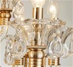 Đèn chùm pha lê nến kiểu Ý sang trọng đầy ấn tượng HD20018-12