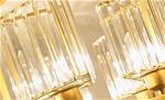 Đèn chùm pha lê phong cách Châu Âu sang trọng đầy ấn tượng 17025-10