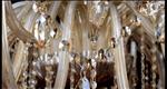 Đèn chùm pha lê phong cách Châu Âu sang trọng đầy ấn tượng HD318001-25