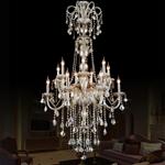 Đèn chùm pha lê phong cách Châu Âu sang trọng đầy ấn tượng HD318001-14