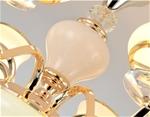 Đèn chùm pha lê phong cách Châu Âu sang trọng đầy ấn tượng LA864-6-6