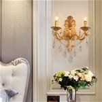 Đèn ốp tường pha lê phong cách Châu Âu sang trọng đầy ấn tượng LA 8315 -3 - 2T