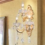 Đèn ốp tường phong cách Châu Âu sang trọng đầy ấn tượng  LA 8311 - 3 - 3T