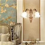 Đèn ốp tường tân cổ điển phong cách Châu Âu sang trọng đầy ấn tượng  LA869-6-2DT