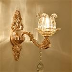 Đèn ốp tường tân cổ điển phong cách Châu Âu sang trọng đầy ấn tượng LA871-6-1DT