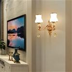 Đèn ốp tường tân cổ điển phong cách Châu Âu sang trọng đầy ấn tượng LA872-6-2DT