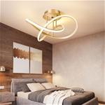 Đèn trần LED độc đáo cho không gian thêm ấn tượng XH-SL904 size 50cm