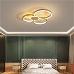 Đèn trân sang trọng thiết kế hiện đại đầy ấn tượng WDS0059 size 55cm ánh sáng vàng