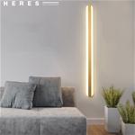 Đèn tường LED dài siêu mỏng phong cách Bắc Âu ấn tượng XH-BC7037 size 80cm