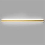 Đèn tường LED dài siêu mỏng phong cách Bắc Âu ấn tượng XH-BC7037 size 60cm