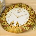 Đồng hồ treo tường hình công phong cách châu âu vô cùng hiện đại BS3535