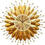 Đồng hồ treo tường thiết kế sang trọng hiện đại cho không gian thêm ấn tượng LM202015-75YL