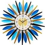 Đồng hồ treo tường thiết kế sang trọng hiện đại cho không gian thêm ấn tượng BS6653