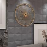 Đồng hồ treo tường hiện đại thiết kế độc đáo đầy ấn tượng BS6889 size 60cm
