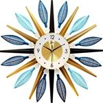 Đồng hồ treo tường thiết kế sang trọng hiện đại cho không gian thêm ấn tượng BS6652-70TV