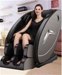 Ghế massage tự động cho toàn thân hoàn toàn thư giãn và sảng khoái 9900 màu đen
