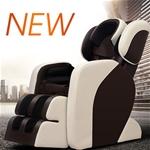 Ghế massage tự động cho toàn thân hoàn toàn thư giãn và sảng khoái E55 màu đen
