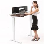 Bàn thông minh với bảng điều khiển chiều cao tiện lợi cho không gian sống năng động và hiện đại OCONNOR001