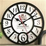 Đồng hồ trang trí thiết kế ấn tượng 3006