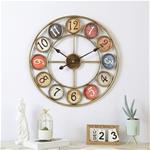 Đồng hồ trang trí thiết kế ấn tượng BS2011Đồng hồ treo tường trang trí phong cách Bắc Âu ấn tượng YX2021